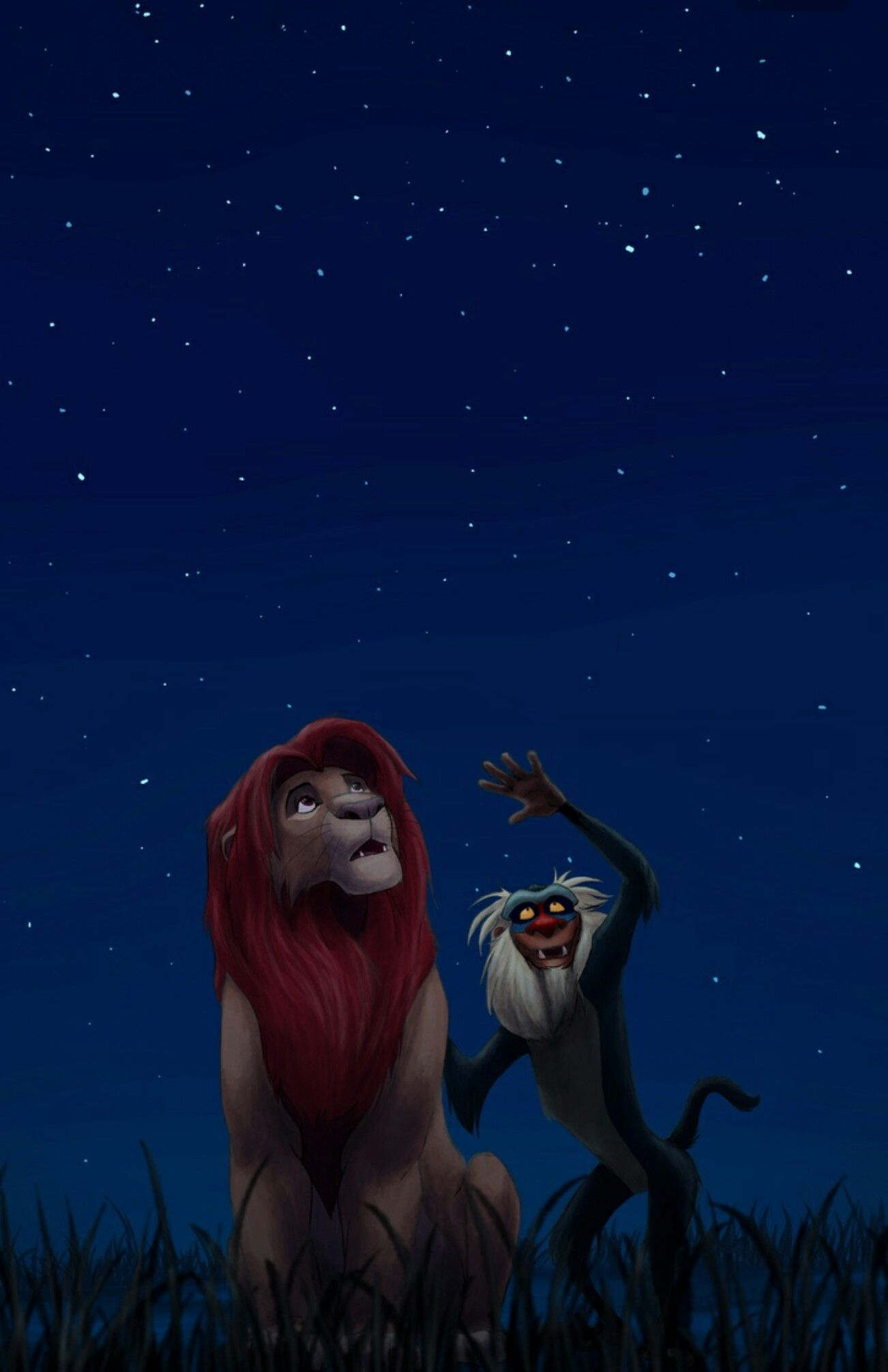 Interesting image by Brianna Yanez The lion king