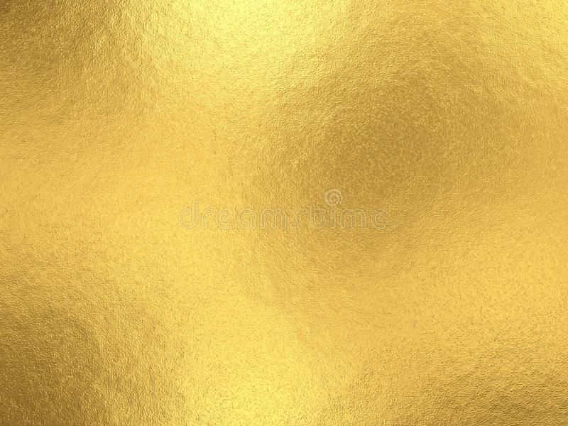 Gold Foil Background With Light Reflections Golden Textured Wall 3d Rendering Ad Background Li Gold Foil Background Gold Foil Texture Light Reflection Light golden colour background hd