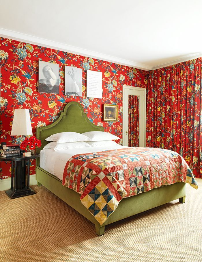 Romantic Red Bedroom Ideas: 9 Romantic Bedrooms That Make You Want To Turn The Lights