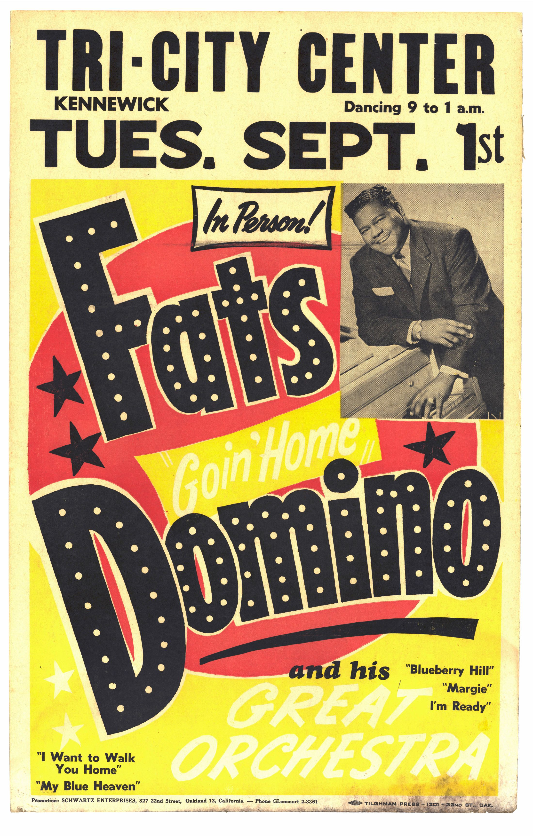 Vintage Rock And Roll Posters 44