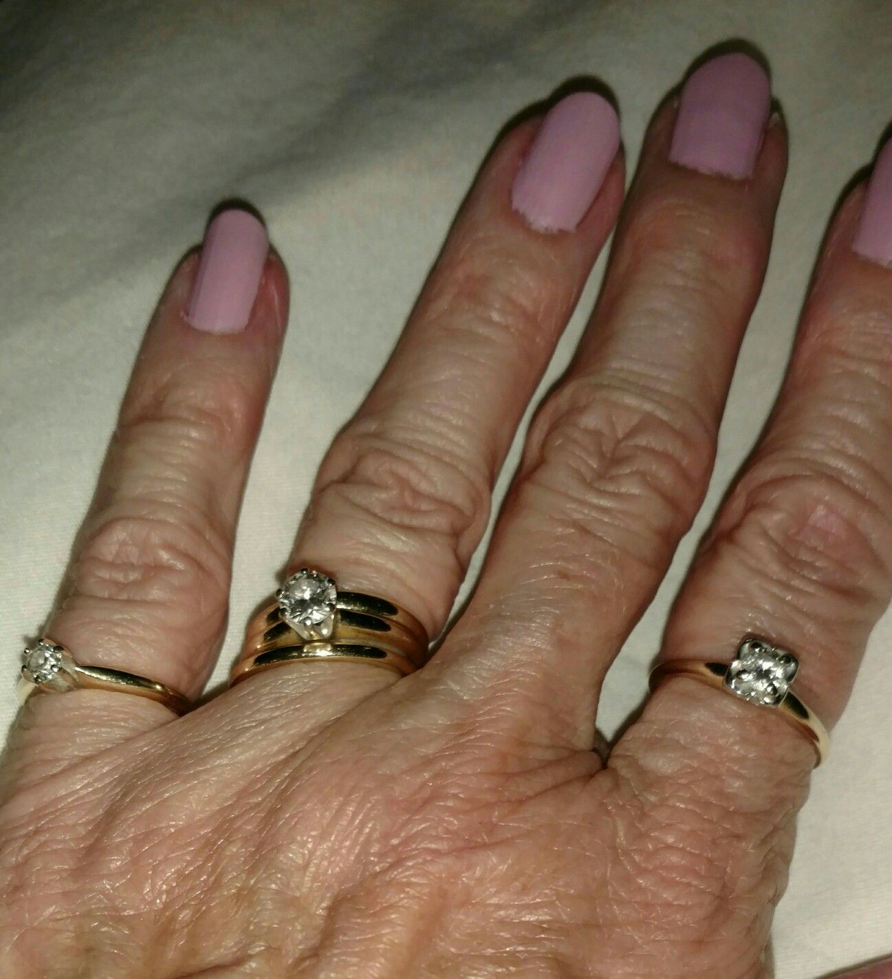 widows and wedding rings