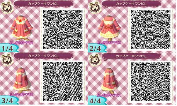 It has been around 4 months since I last gave Rozalin\u0027s dress an up. Animal  Crossing New Leaf Rozalin QR Code