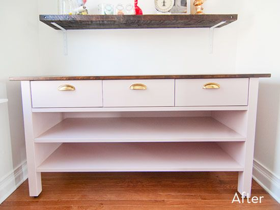 Make It Varde Kitchen Cabinet Ikea Hack Makeover Varde Ikea Hack Cabinet Makeover