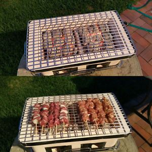 Details About Japanese Korean Ceramic Hibachi Bbq Table Grill Yakitori Barbecue Charcoal Bbq Table Hibachi Bbq Korean Bbq Grill