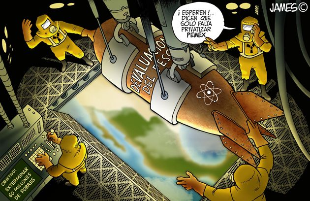 primero privatizamos pemex