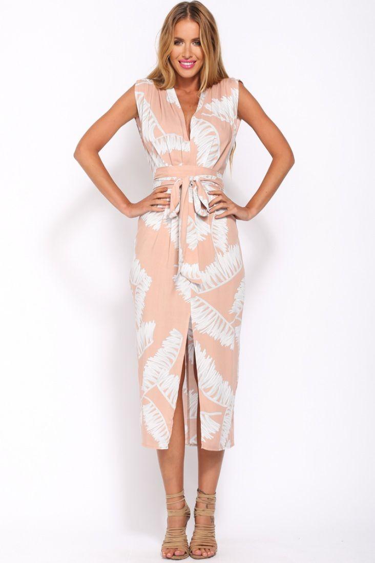 HelloMolly   Slingshot Maxi Dress