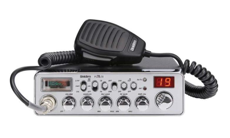 Refurbished Uniden PC78LTX 40-Channel Trucker's CB Radio