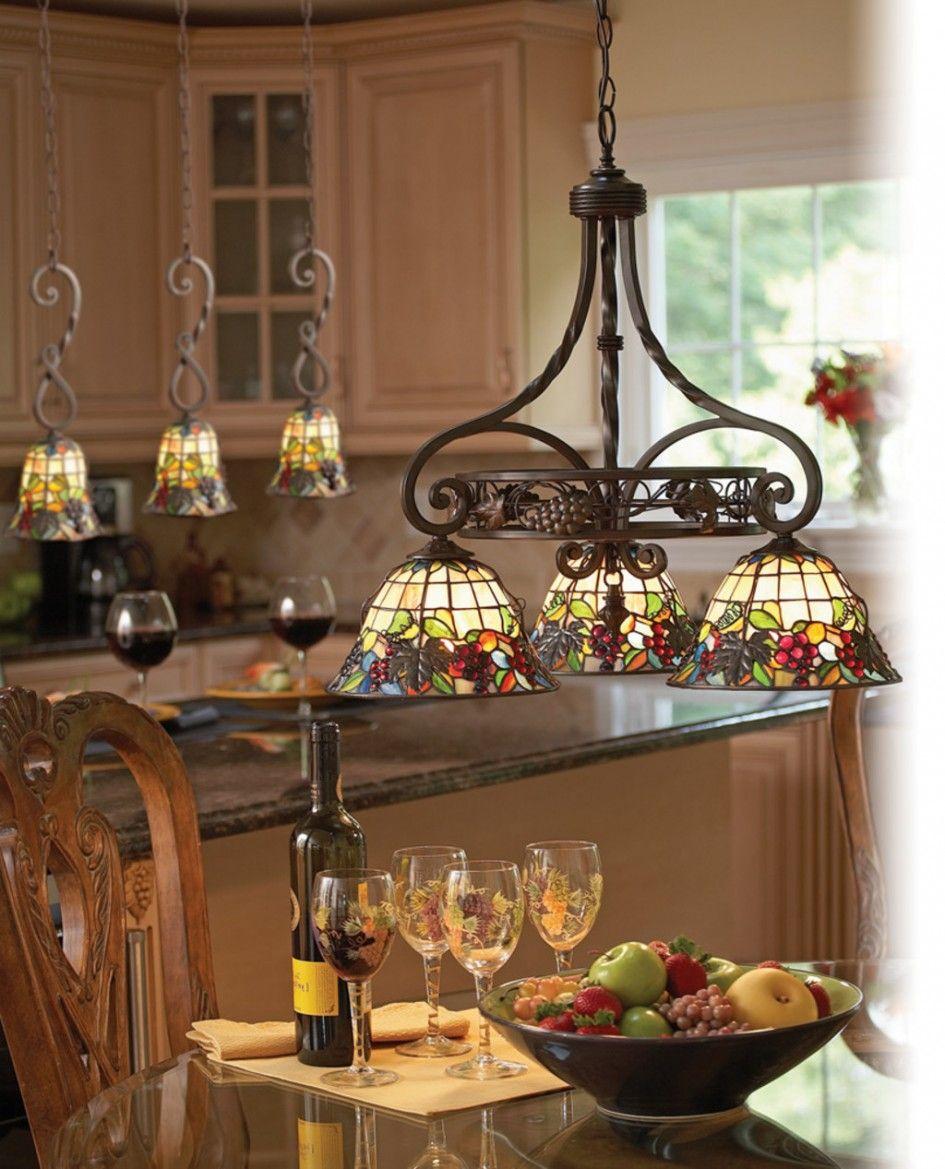 Decoration Splendid Island Kitchen Lighting Fixtures From Wrought