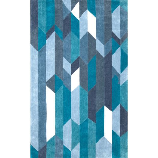 Found it at AllModern - Cine Almeta Blue Area Rug