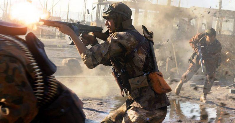 Battlefield V Devs Reveal How They Recreate Era Appropriate Sounds