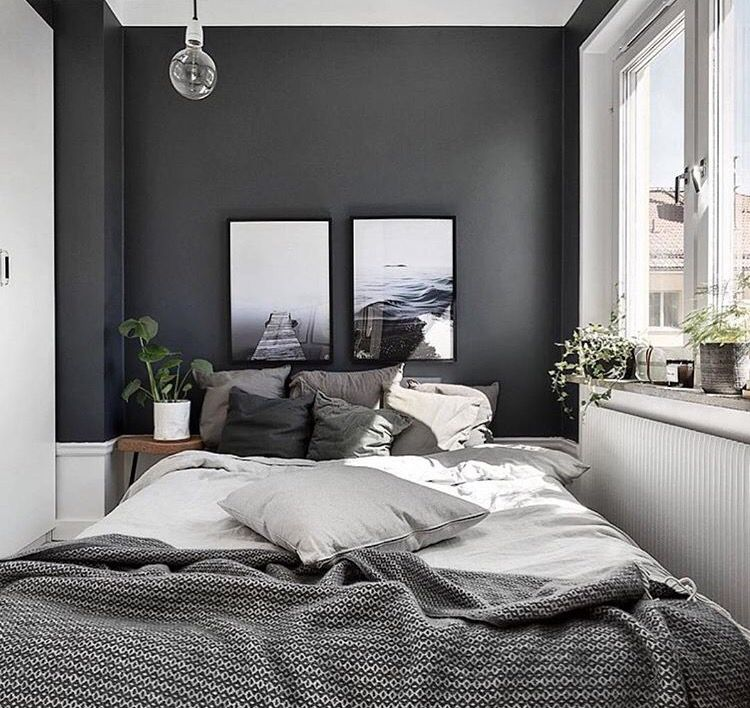 Small Bedroom Accent Wall Inspiration. Are You Looking For
