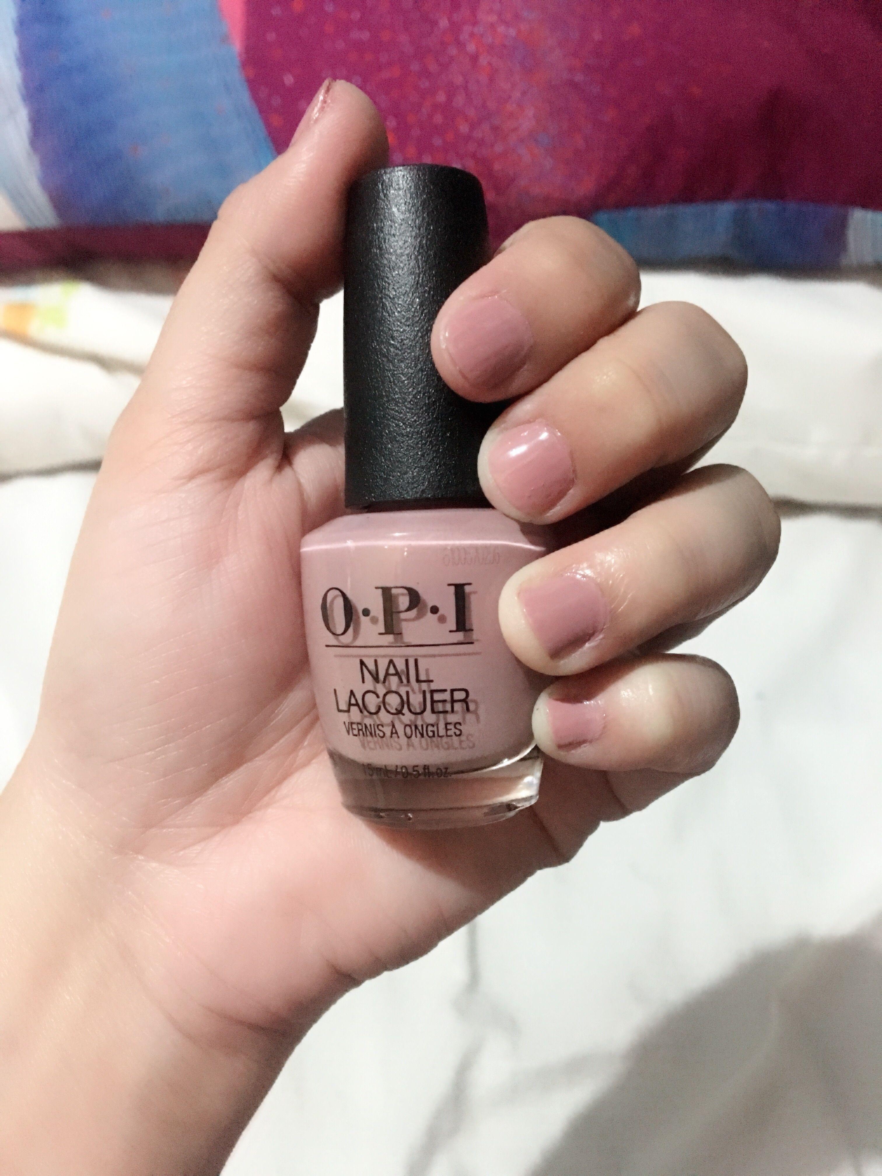 OPI Tickle My France-y   Nails, Opi colors, Nail polish