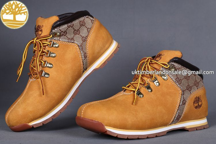 Leather Rubber sole Timberland Euro Sprint Hiker Premium LWG