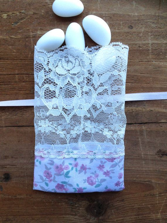 Baptism Favors Baby Shower Its A Lace Favor By Almercatino