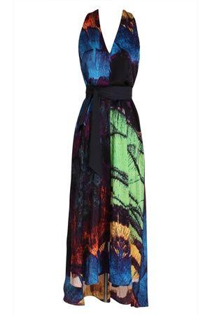 1S12055  Bluebird Long Dress