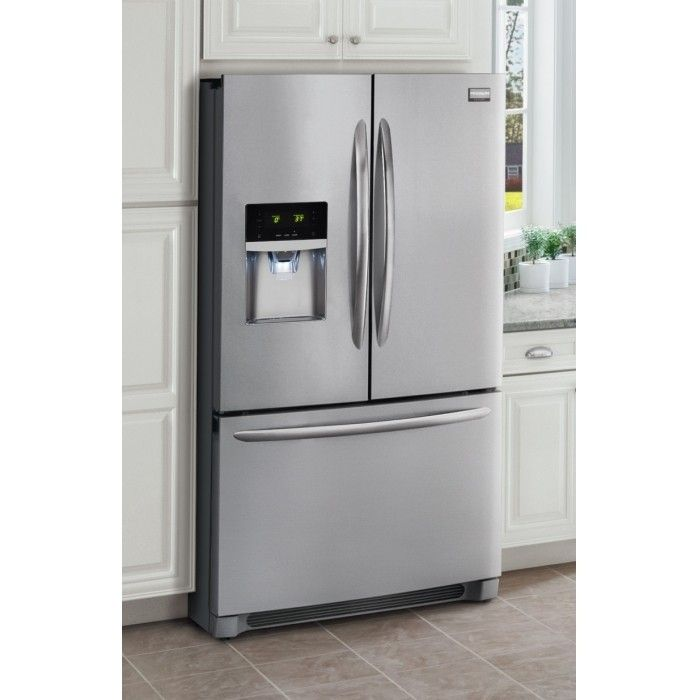 frigidaire gallery french door energy star cool