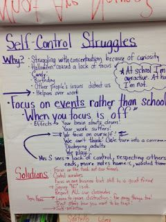 """Do you wonder how teachers construct behavior """"plans"""" without a chart?  Find out how through three posts about The Responsive Classroom.  This is post number 3, but you can find the first two here also!  Read and learn about trust within the classroom over at The Best Days!"""