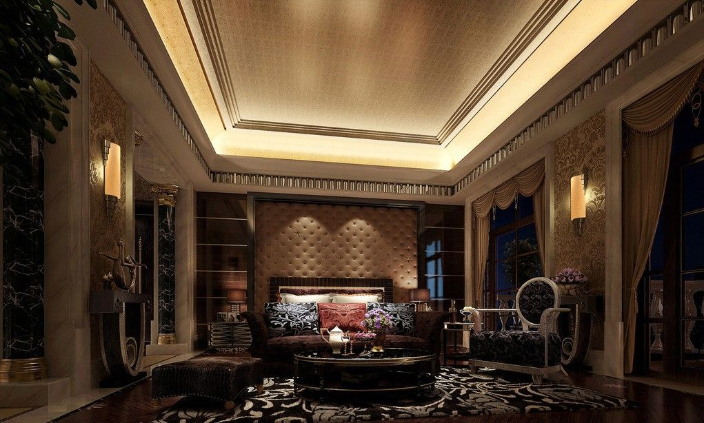 Neo classical ceiling design google search design for Neoclassical bedroom interior design