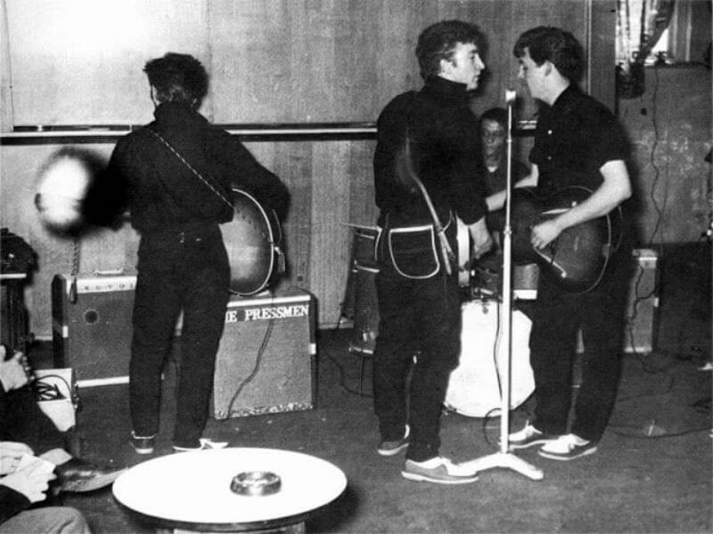 10 Fotos Historicas E Raras Dos Beatles Os Beatles Beatles