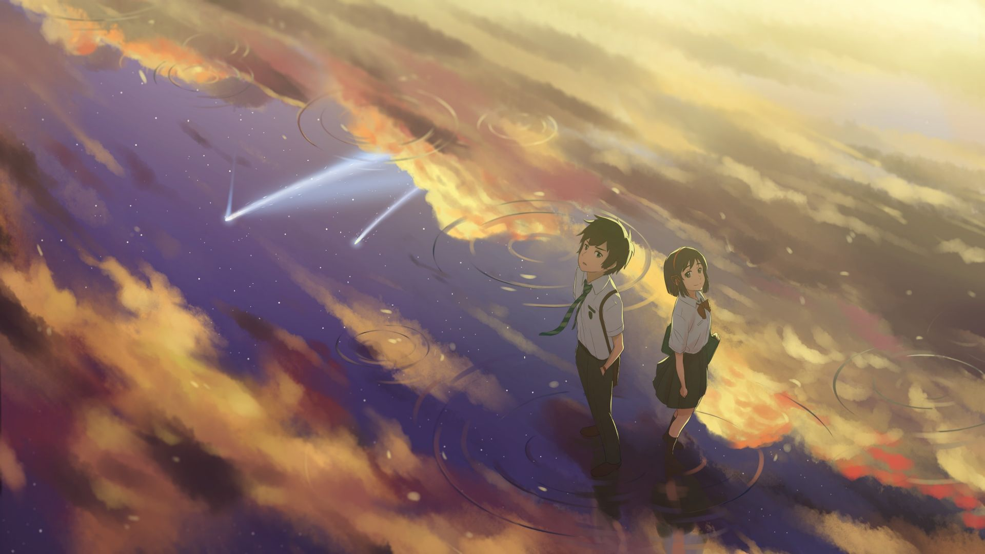 Pin De Swengelic En Anime Wallpaper Pc Wallpaper Para Pc Background 4k Arte De Anime