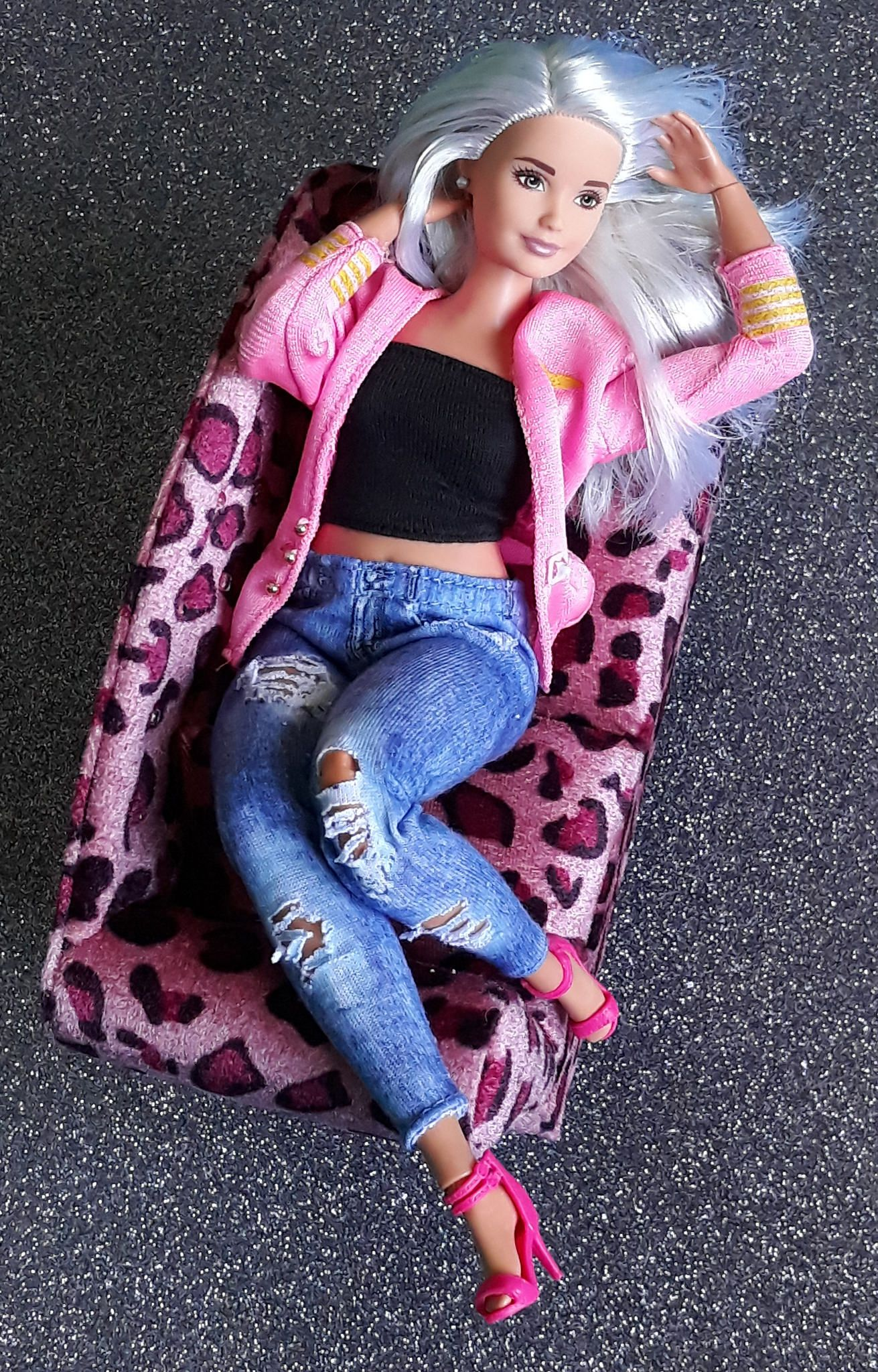 Curvy Is The New Wow Barbie Fashionista Doll Clothes Barbie