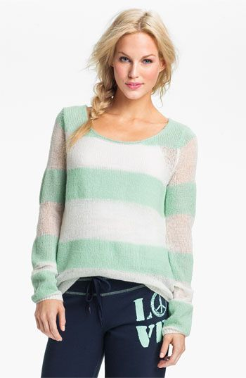 PJ Salvage 'Eye Candy' Sweater available at #Nordstrom
