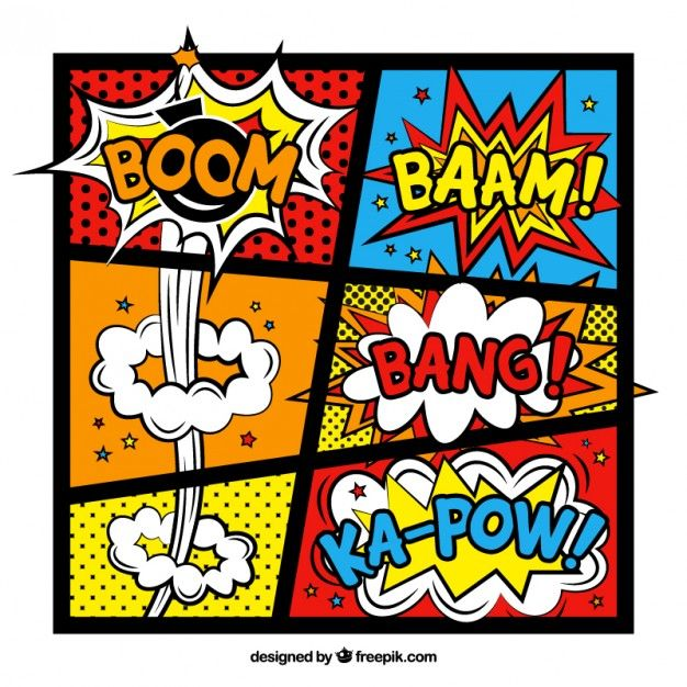 Download Comic Template Full Color For Free Comic Template Pop Art Illustration Comic Book Drawing