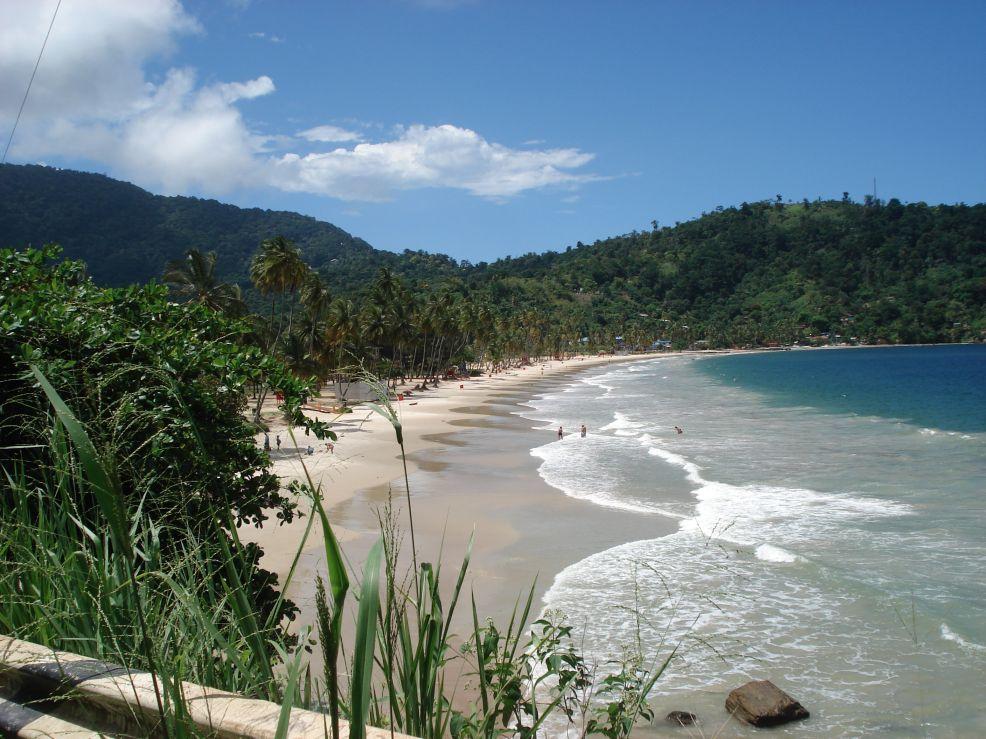 Trinidad Maracas Bay