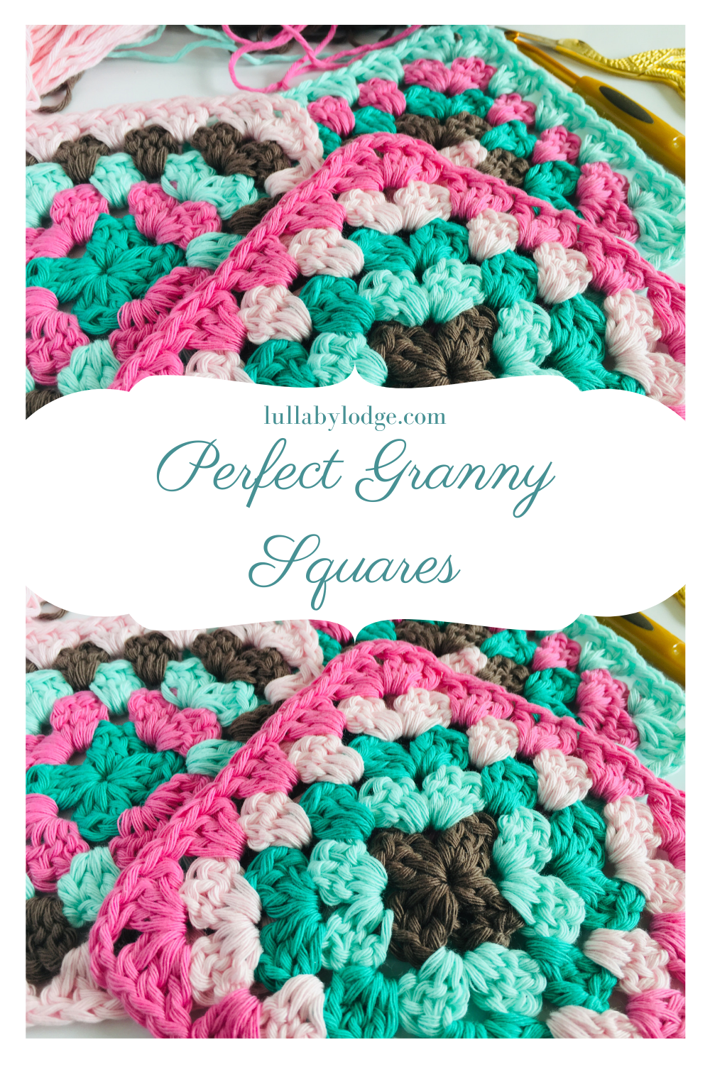 How To Make The Perfect Granny Square Without Twisty Corners Crochet Tutorial In 2020 Crochet Motif Patterns Crochet For Beginners Blanket Crochet Patterns