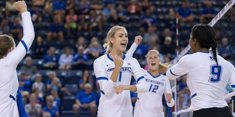 Creighton S Dimke Duke S Bates Set To Play Beach At South Carolina Creighton South Carolina Volleyball News