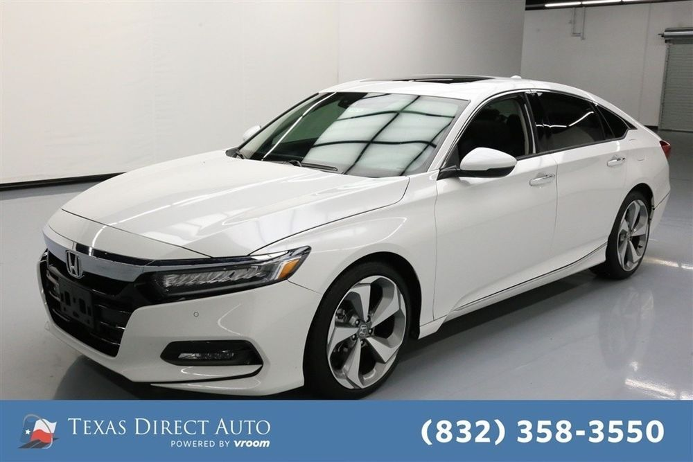 For Sale 2018 Honda Accord Touring 2.0T Texas Direct Auto
