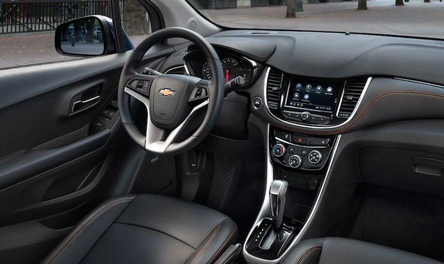 2019 Chevy Trax Interior Chevrolet Trax Trax Chevrolet