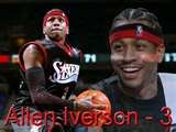 Allen Iverson = MY FAVORITE ALL-TIME BASKETBALL PLAYER!