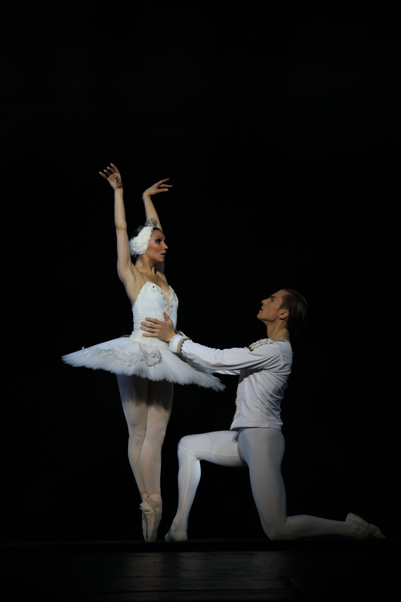 Swan Lake Odette And Prince Siegfried Look