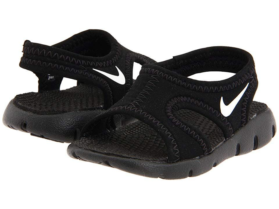 free shipping ea7f8 3ab2e Fashion Costumes For Toddlers. Nike Kids Sunray 9 (Infant Toddler) Boys  Shoes Black White