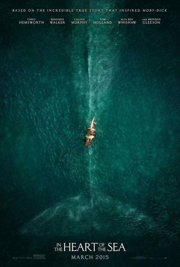 18/01»» In the Heart of the Sea » ★★★✫✫║ Cine H.Temp. 3D