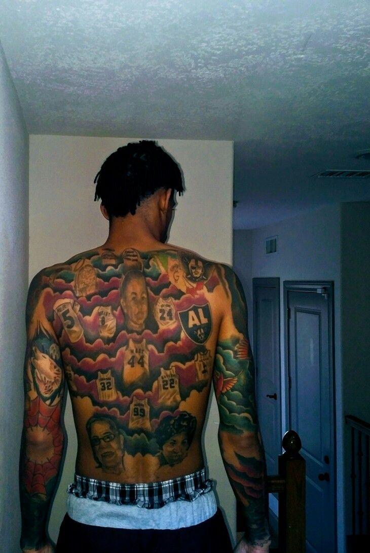 Color tattoo color tattoo dark skin color