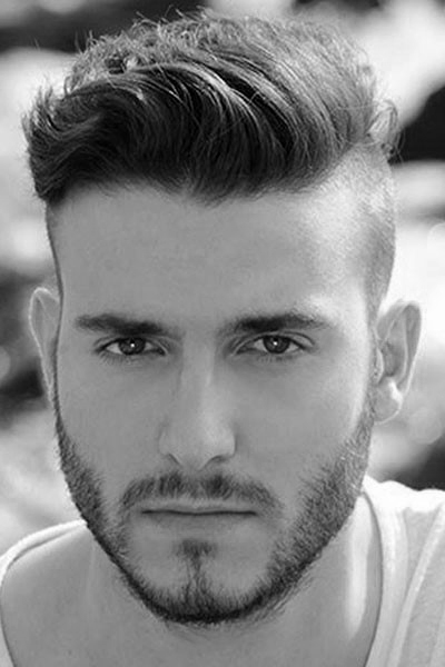 Short Wavy Hair For Men - 70 Masculine Haircut Ideas | Pinterest ...
