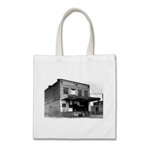 Old Abandon Building Bag • This Design Is Available On T
