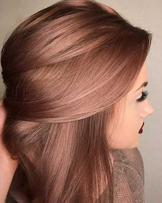 18 Winter Hair Color Ideas for 2017: Ombre, Balayage Hair Styles ...