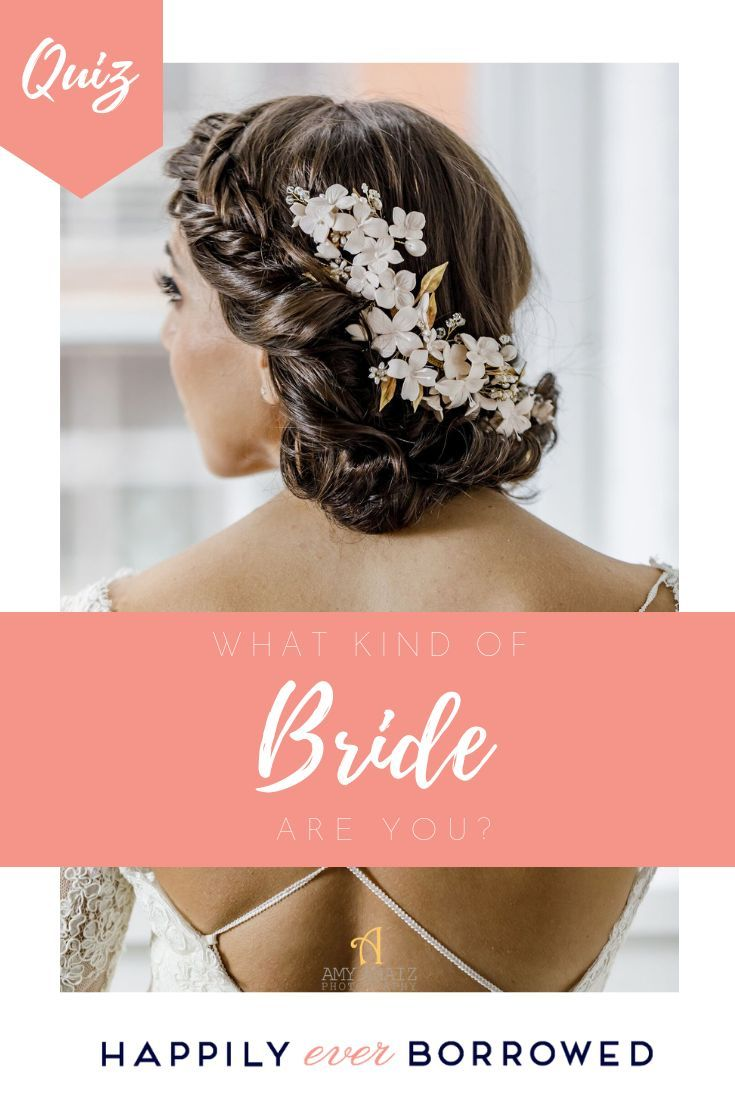 Take our Bridal Style Quiz to find out what type of bride you are! Boho Bride? Glam … (With ...