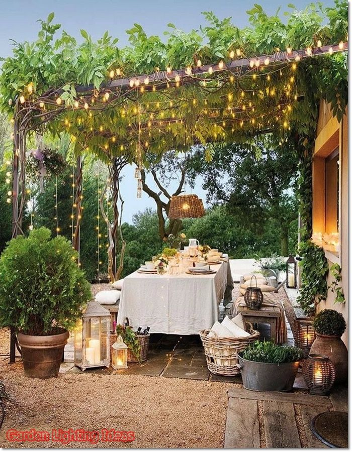 Photo of Garden Lighting Ideas 2020 – Can you use LED lights outside