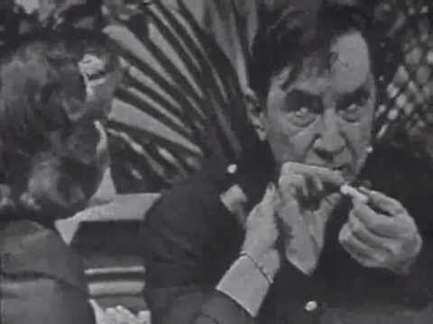 "Suspense (1949): ""A Cask of Amontillado"" starring Bela Lugosi"
