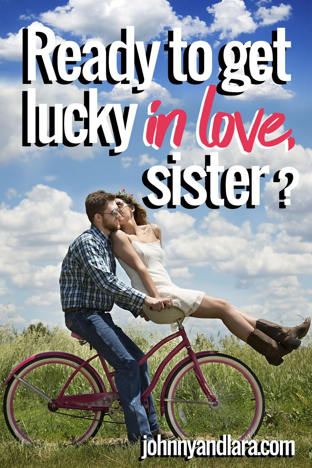 Get lucky dating
