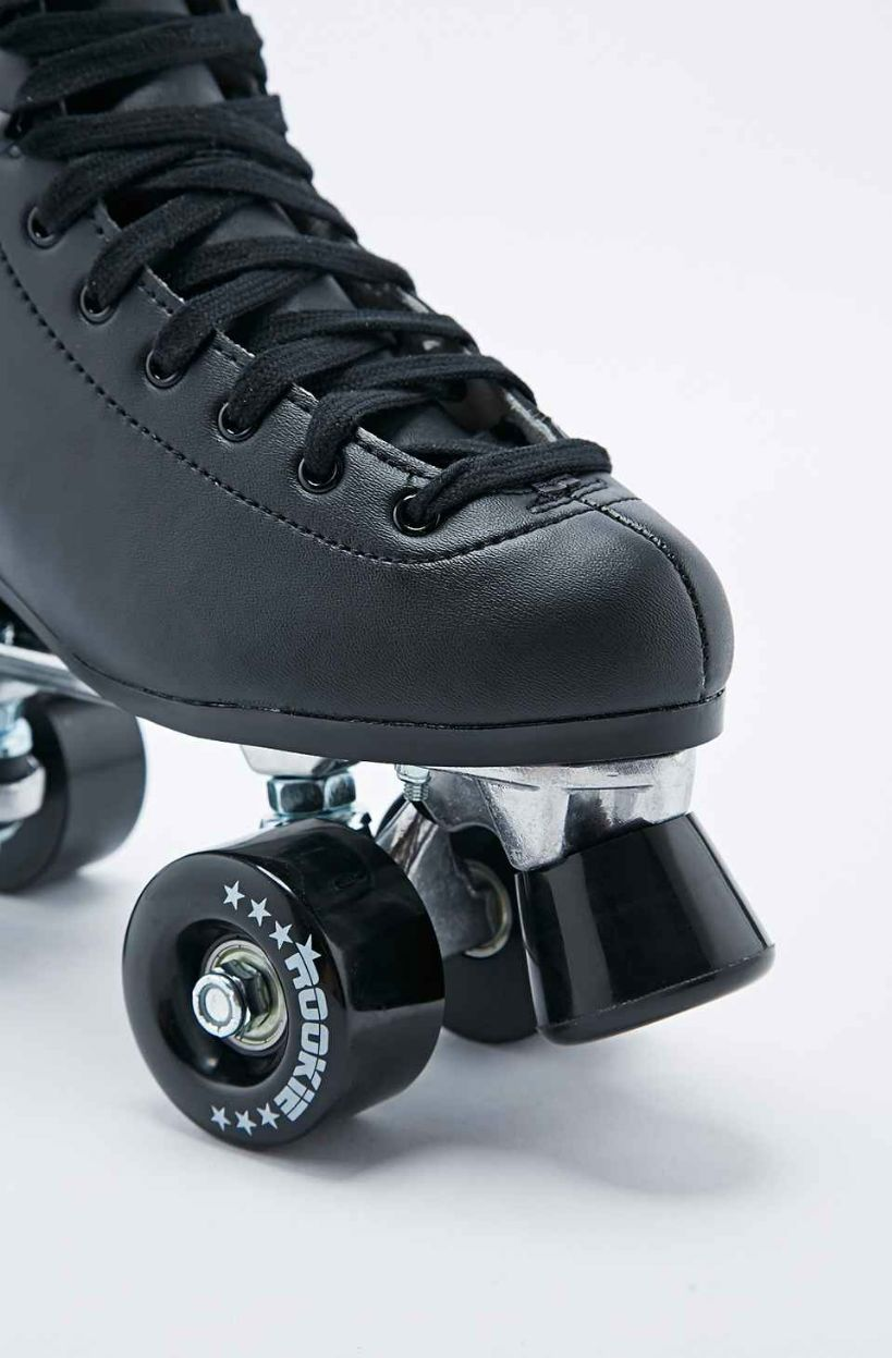 Zoella roller skates - Rookie Classic Roller Skates In Black Urban