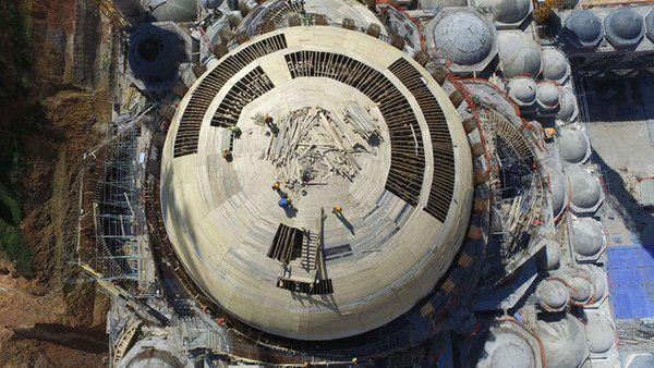 Çamlıca Camii İnşaatındaki 30 İşçinin Eylemi Sona Erdi