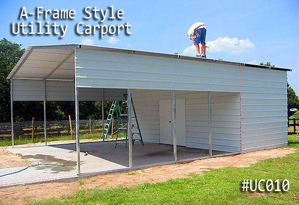 Utility Carports Carport Portable Carport Utility Sheds