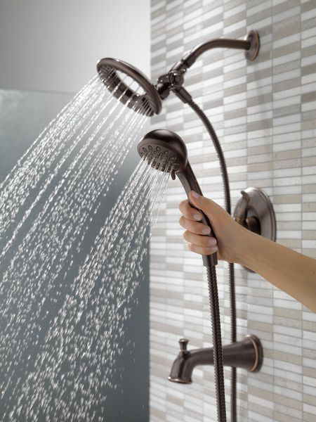 T17494 Rb I Shower Heads Shower Faucet Shower Tub