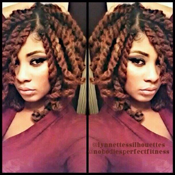 Short Havana twist are in | Twist hairstyles, Natural hair ...
