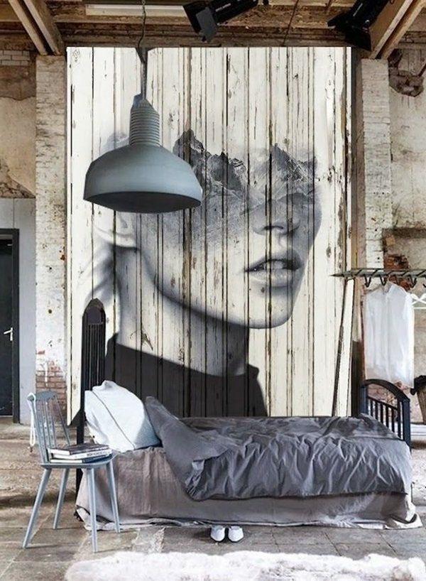 70 Kreative Wandgestaltung Ideen und Makramee Wandbehang Anleitung - wandgestaltung ideen schlafzimmer
